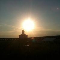 Вечер Никитский монастырь