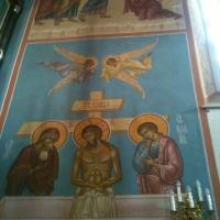 Роспись Никитский монастырь