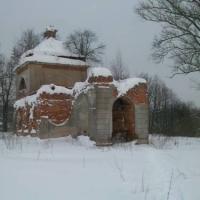 Первое зимнее фото