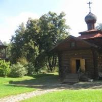 Бутово: Храм на полигоне